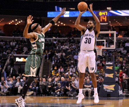 NBA: Milwaukee Bucks at Memphis Grizzlies