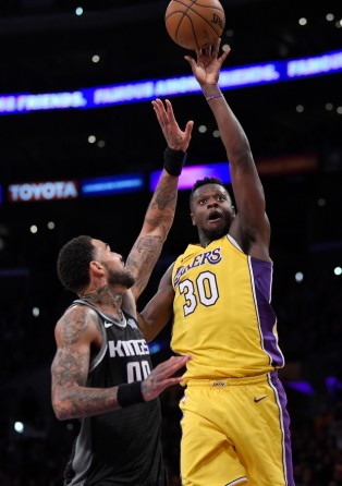 Julius Randle, Willie Cauley-Stein