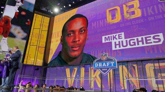 Mike Hughes Vikings