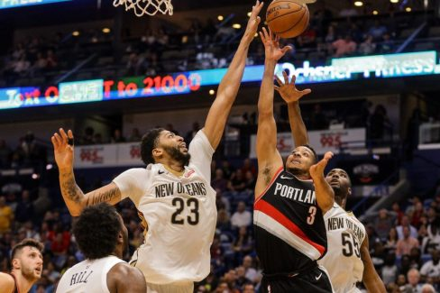 Western Conference Game 1 Preview Warriors Vs. Spurs And Pelicans Vs. Trail Blazers U2013 Dragon ...