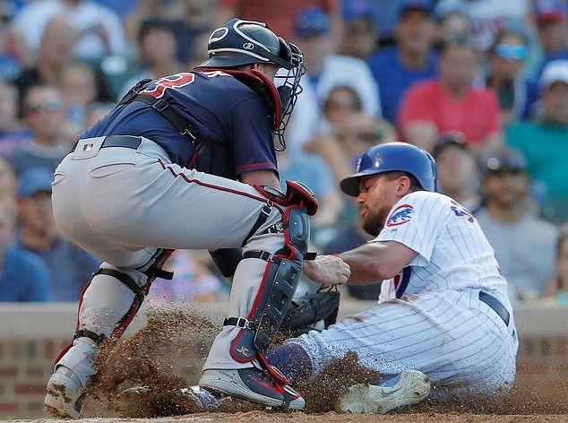 Twins Cubs Baseball