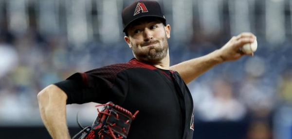 Robbie Ray pitching vs padres