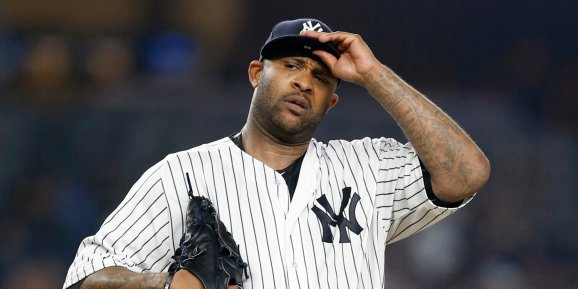 CC Sabathia MLB