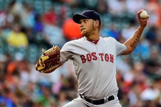 Eduardo Rodriguez Red Sox