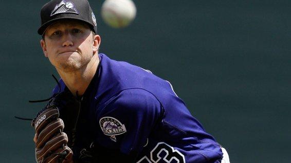 Kyle Freeland MLB