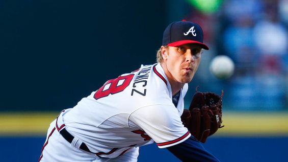 Mike Foltynewicz Braves