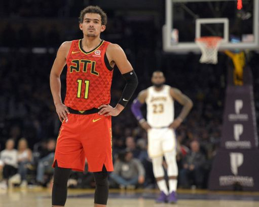 Trae Young NBA